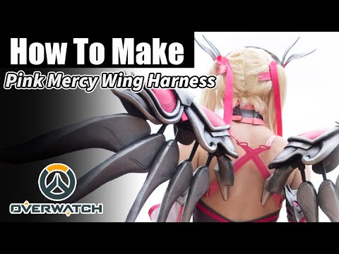 Tiff's Tips: Pink Mercy Harness