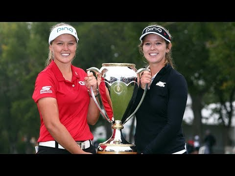 Brooke Henderson Ends Canada's 45-Year Drought At The 2018 CP Women's Open