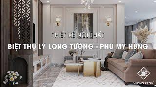 Thiết kế nội thất dự án Biệt thự Lý Long Tường - Phú Mỹ Hưng | VUÔNG TRÒN DECOR capture youtube