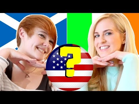 5 Weird Ways Americans confuse Scottish & Irish People