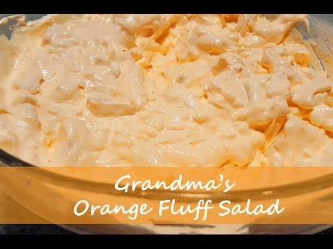 cottage cheese cool whip salad recipe youtube rh youtube com orange jello cottage cheese salad calories