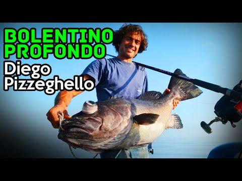 PESCA A BOLENTINO Di PROFONDITA' : Avventura Di Pesca Su Un Nuovo Spot