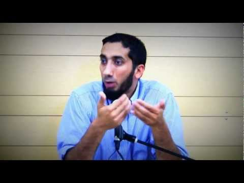 Your contract with Allah! ᴴᴰ | Nouman Ali Khan | English Subs