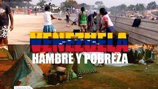 VENEZUELA: Desesperación y hambre de un pueblo destruído