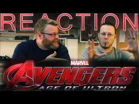 Avengers: Age Of Ultron REVIEW AND DISCUSSION