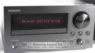 Onkyo CS-N755 Network Hi-Fi Mini System