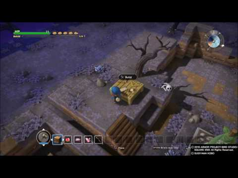 Let's Play Dragon Quest Builders: Ep 19 -  Rimuldar - Hello Elle