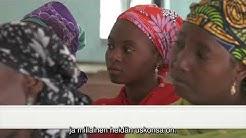 Open Doorsin työn tuloksia Itä-Afrikassa