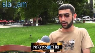Slaq.am  Բացառիկ հարցազրույց. Ով է իրականում հայտնի տաքսու վարորդ Արման Գալստյանը