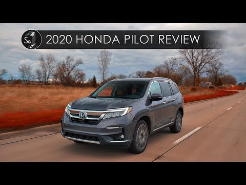 2020 Honda Pilot | Three Rows and a V6