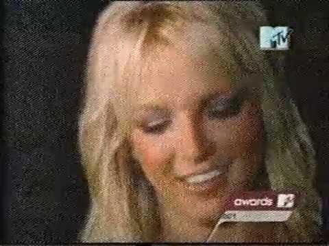 Britney Spears на MTV VMA 2001 (MTV Russia)