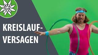 SicherAmBerg: Taktische Alpinmedizin 05 – Kreislaufversagen