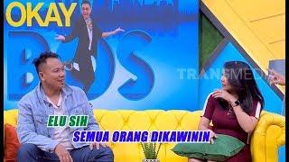 TESSA KAUNANG Ungkap Hubungannya Dengan Sandy Tumiwa Sekarang | OKAY BOS (14/10/19) Part 2