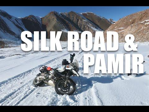 Moto trip ➡️ Silk Road and Pamir Highway 2019 (Full Video)
