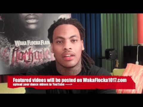 """Waka Flocka Flame Announces the """"No Hands"""" Dance Competition! Thumbnail image"""