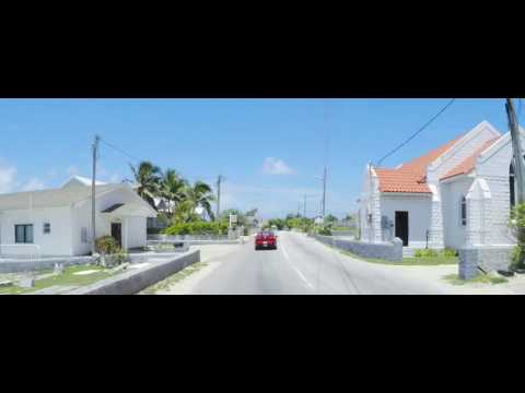 Grand Cayman - Drive from East End through Bodden Town