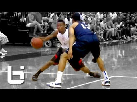 Brandon Jennings Dances With The Ball! NBA Kings of The Crossover Vol. 3!