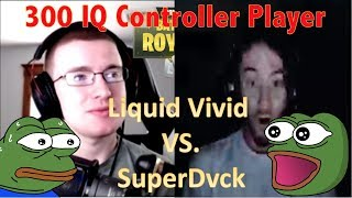 I Killed Liquid Vivid (Both POVs) (Fortnite Battle Royale)