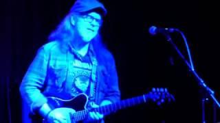 JIMMY SMYTH / MARY COUGHLAN - vignette - at Nells Jazz & Blues, London 20.10.16.
