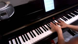 JJ Lin 林俊傑  - Practice Love 修煉愛情 (Piano Sheets)