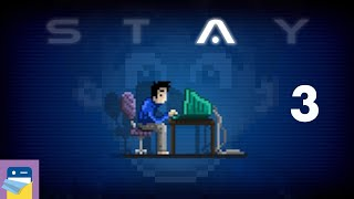 STAY: Are you there? - iOS / Android Gameplay Walkthrough Part 3 (by Appnormals / Plug In Digital)