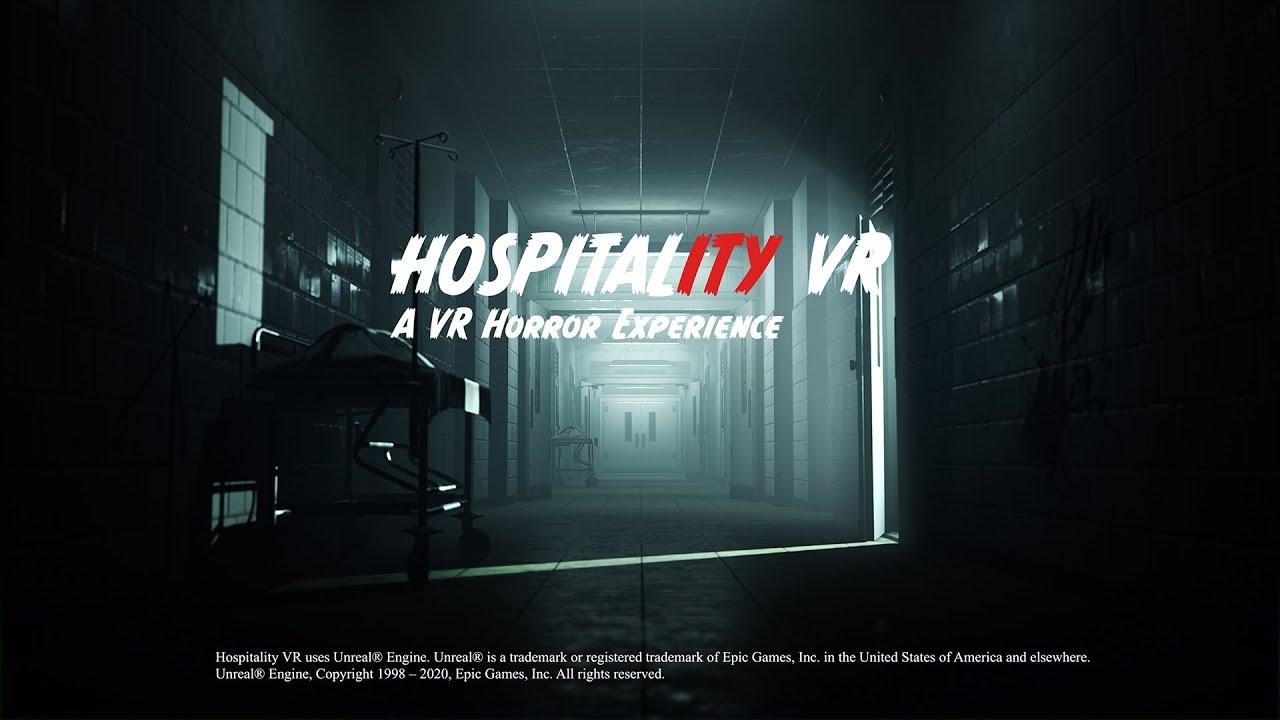 Hospitality VR Release Trailer