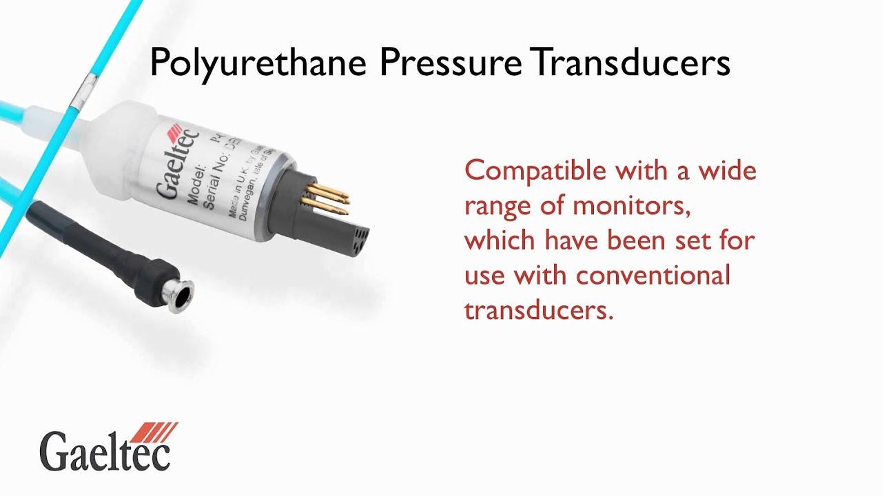 Polyurethane Catheter Tip Pressure Transducers   Gaeltec
