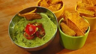 Recette cuisine : le Guacamole