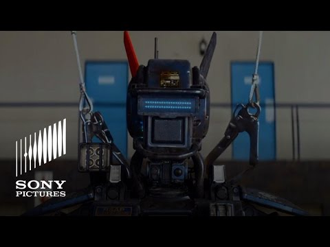 CHAPPIE Movie - See it March 6th!