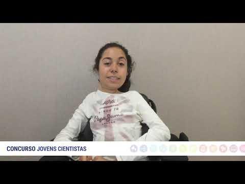 Jovens Cientistas - Testemunho Beatriz Bastião