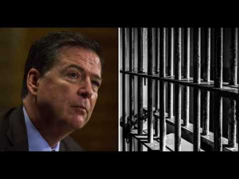 Former AG Issues Massive Comey Announcement… Now Jail Time on the Table