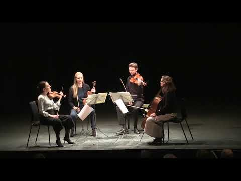 North Sea Ensemble - E. Schulhoff, Five Pieces for String Quartet