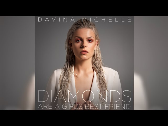 Diamonds Are A Girl's Best Friend -  Marilyn Monroe (Cover By: Davina Michelle)