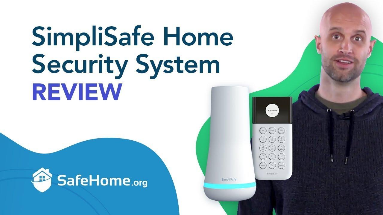 Simplisafe Home Security Review 2020 Safehome Org