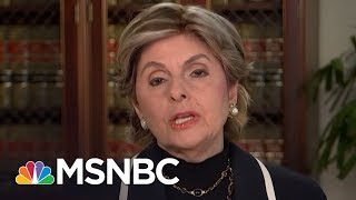 Allred To Roy Moore: 'Accept Our Challenge' To Appear In Senate Hearing | MTP Daily | MSNBC