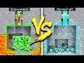 MINECRAFT - NOOB VS PRO: YOUTUBER TROLLING! (FT. UNSPEAKABLEGAMING)