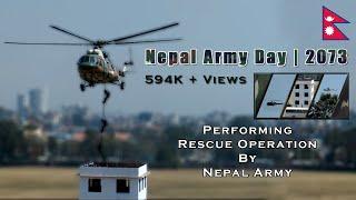 Nepal Army Day | 2073