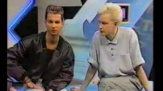 Depeche Mode Its Called A Heart Interview