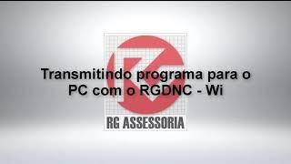 Transmitindo programa para o PC com o RGDNC   Wii no MACH9
