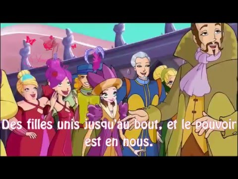 Winx Club : Style de Sirenix full song lyrics | Bloomix Boy