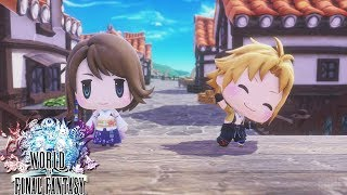 World of Final Fantasy Maxima: Finger Whistle Crisis Intervention Quest