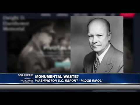 Dwight D. Eisenhower Monument a Monumental Waste?