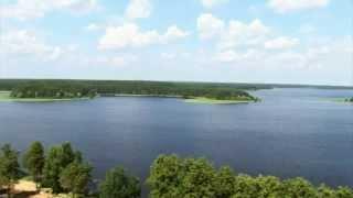 видео Отдых с детьми на озере Селигер