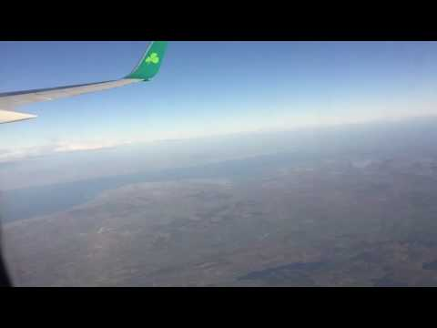 Shannon  Airport Take-Off