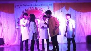 The best comedy drama plus Nationality performance, By Pratapsingh Thakur