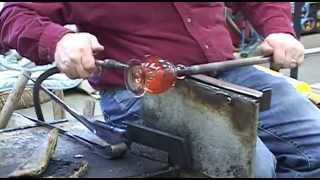 Glass Blowing,#PerfumeBottle, How do they do it,Michael Trimpol craft of #GlassBlowing
