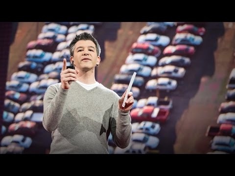 Thumbnail: Uber's plan to get more people into fewer cars | Travis Kalanick