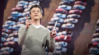 Uber's plan to get more people into fewer cars | Travis Kalanick(Uber didn't start out with grand ambitions to cut congestion and pollution. But as the company took off, co-founder Travis Kalanick wondered if there was a way to ..., 2016-03-25T16:35:33.000Z)
