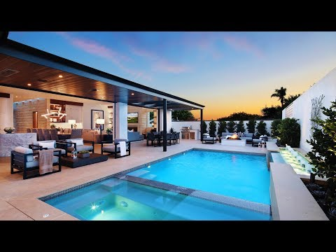 2017 Modern Contemporary Luxury Residence in Newport Beach,