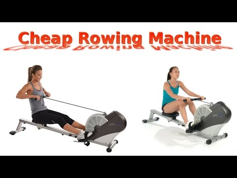 Cheap Rowing Machines For Sale | Cheap rowing machine reviews